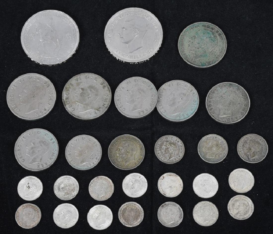 3-US SILVER COIN SETS 1903-1962 & MORE - 5