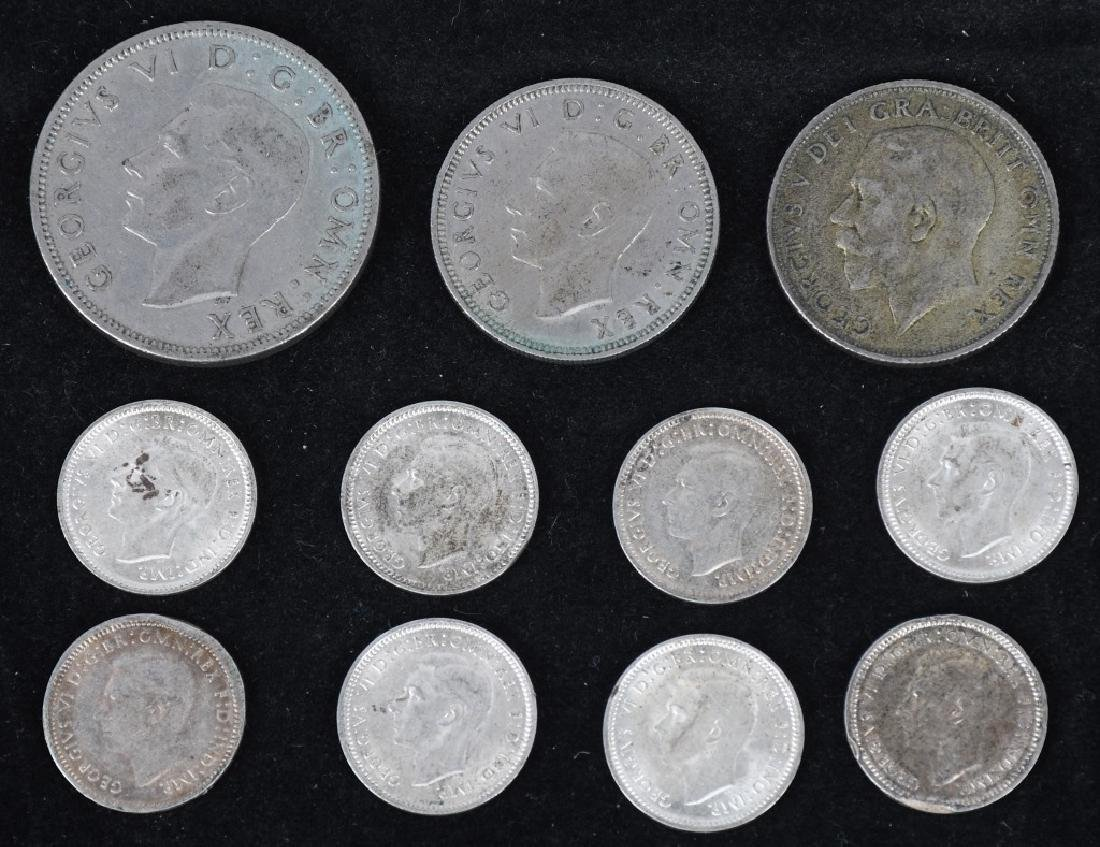 3-US SILVER COIN SETS 1903-1962 & MORE - 6