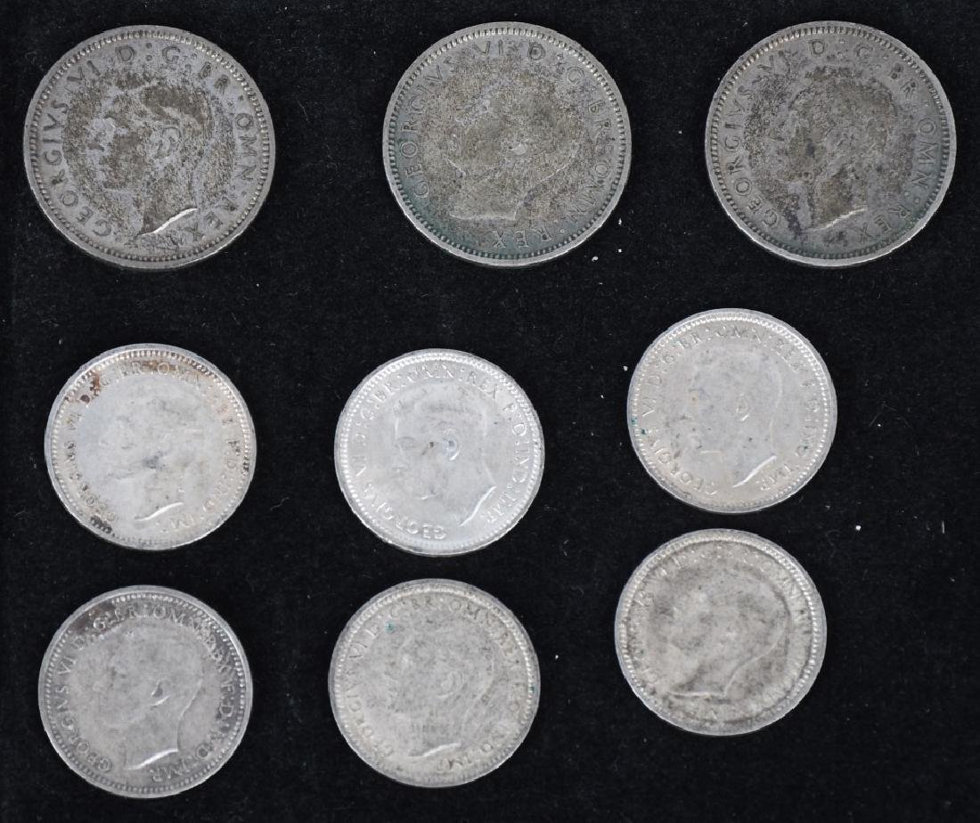 3-US SILVER COIN SETS 1903-1962 & MORE - 7
