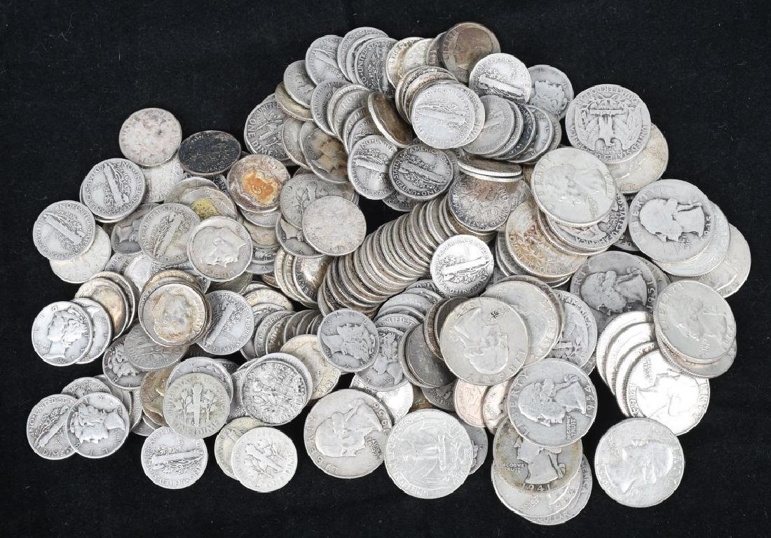 $29.75 US 90% SILVER COINS