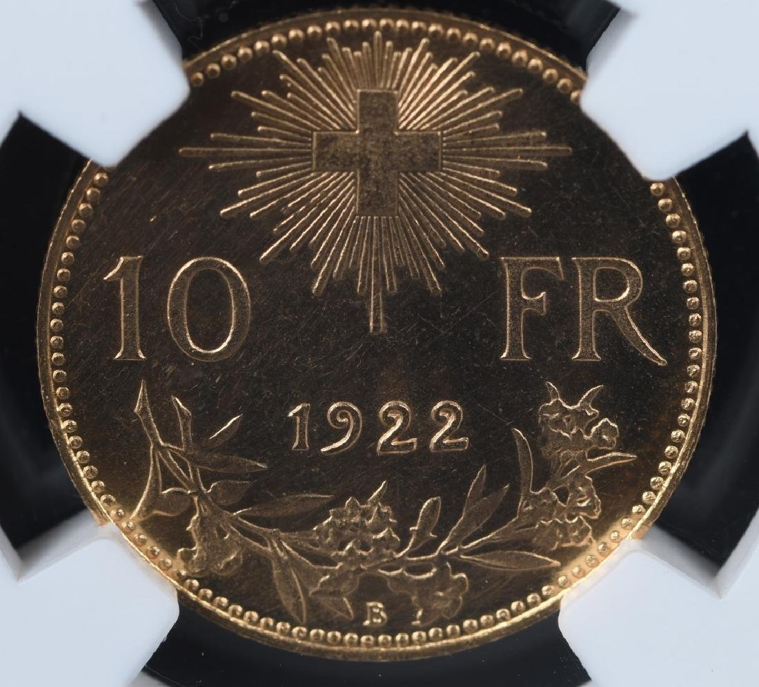 FOREIGN GOLD COINS FRANC ETC... - 3