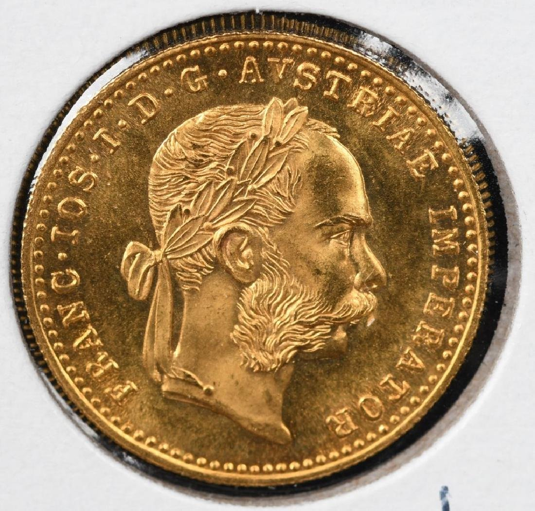 FOREIGN GOLD COINS FRANC ETC... - 6