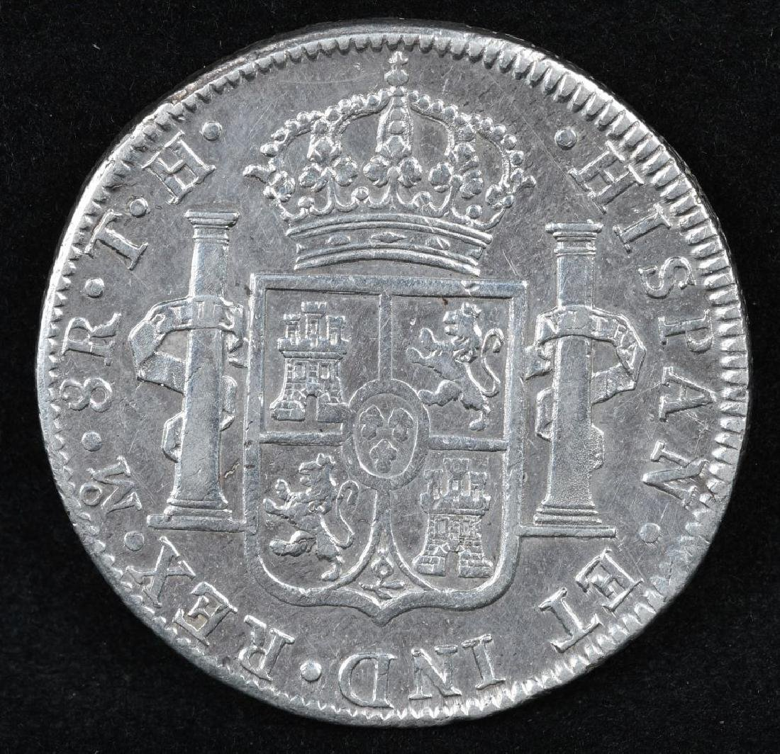 1805 SILVER 8 REALES - 2