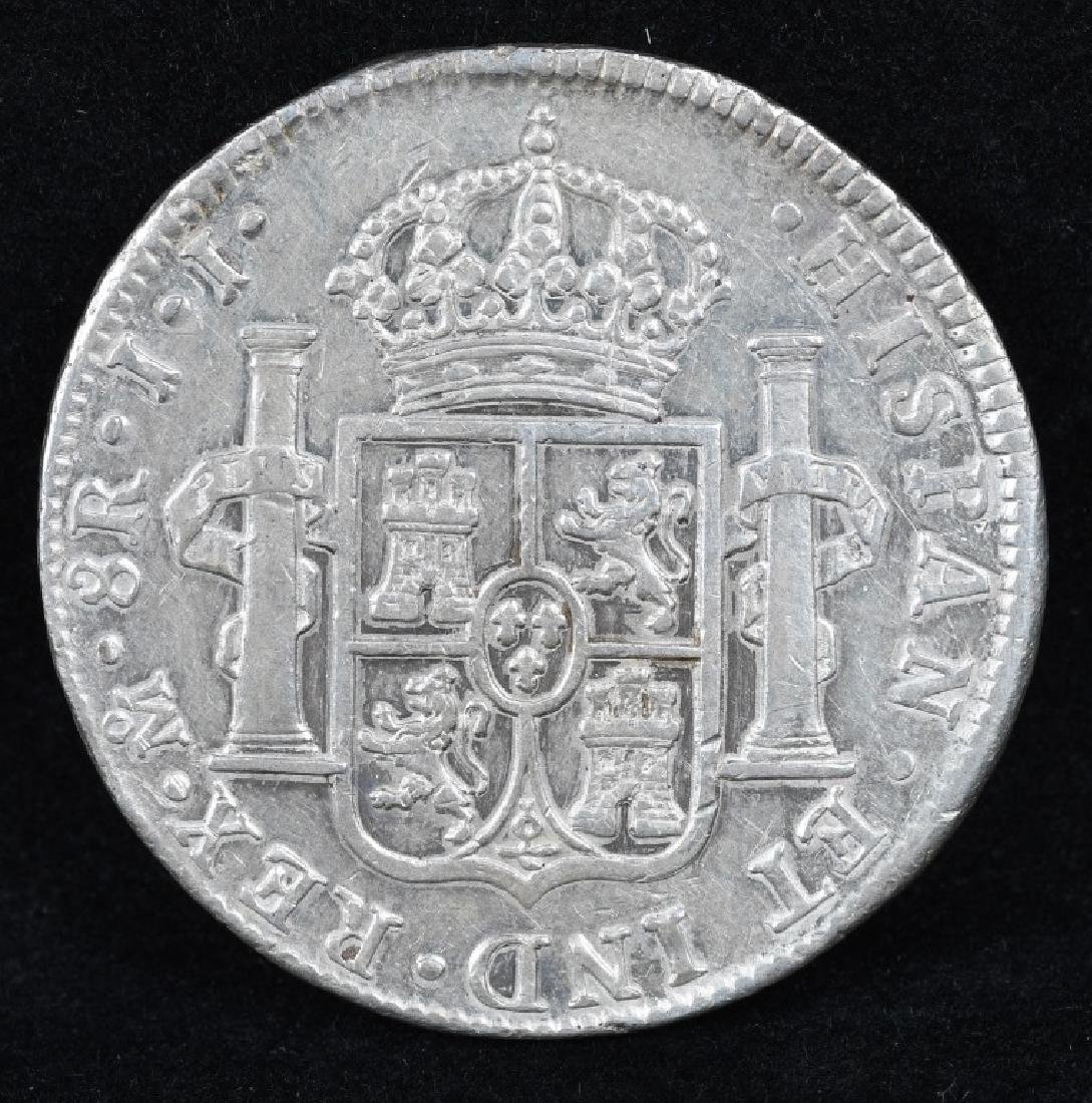 1813 SILVER 8 REALES - 2