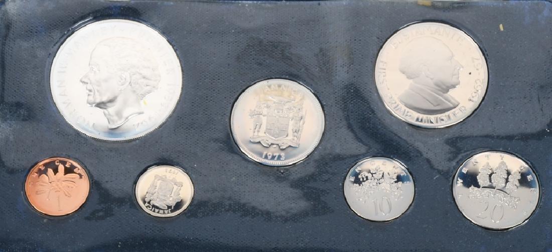 ASSORTED WORLD COINS CANADA, JAMAICA & MORE - 5