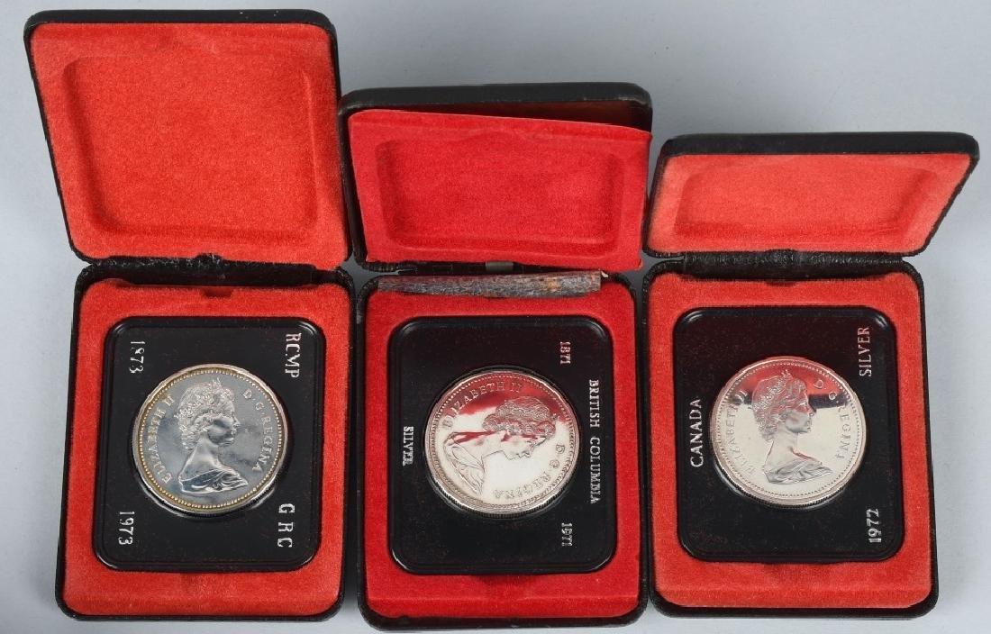 ASSORTED WORLD COINS CANADA, JAMAICA & MORE - 6