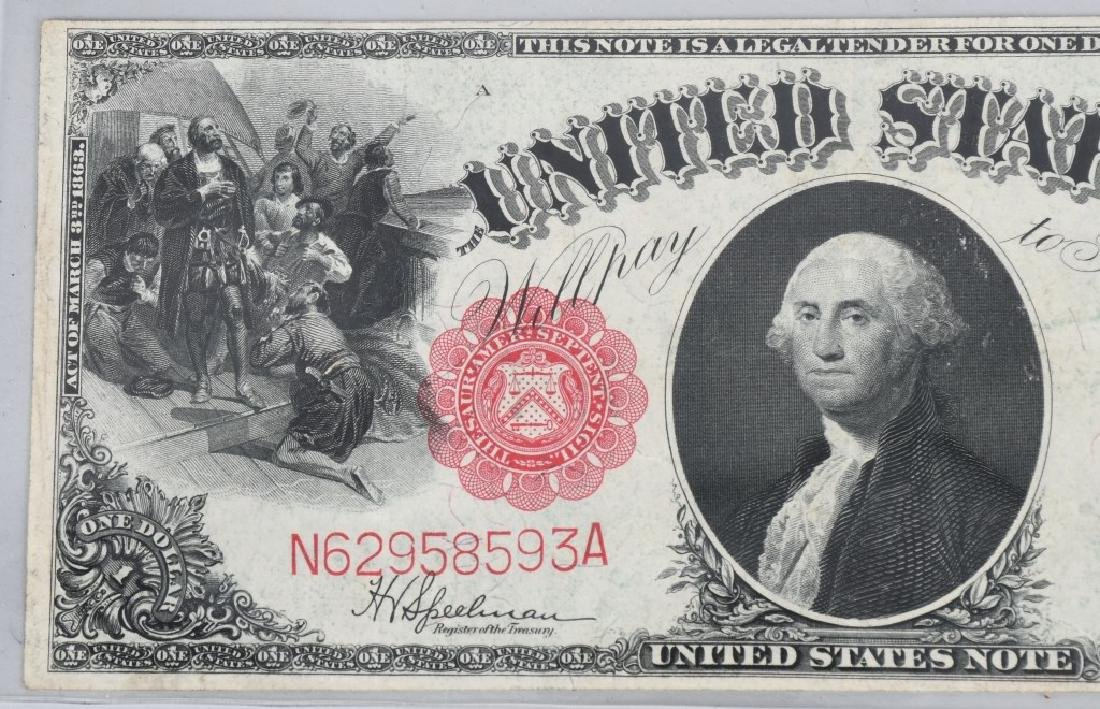 SERIES 1917 UNITED STATES LARGE $1.00 NOTE - 3