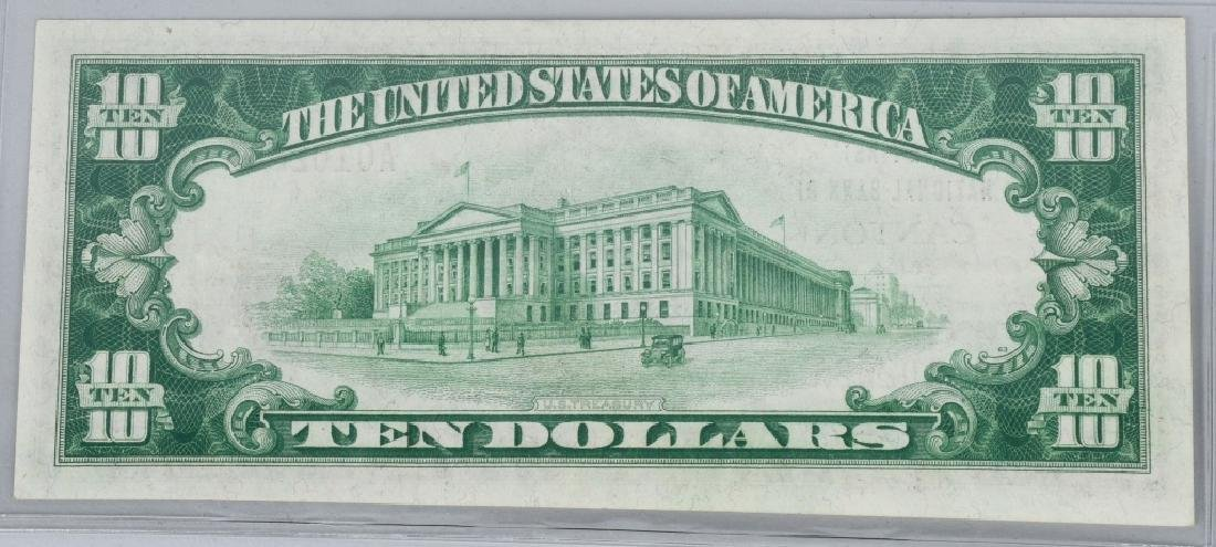 2-SERIES 1929 $10.00 NOTES, CHICAGO & CANTON, O - 3