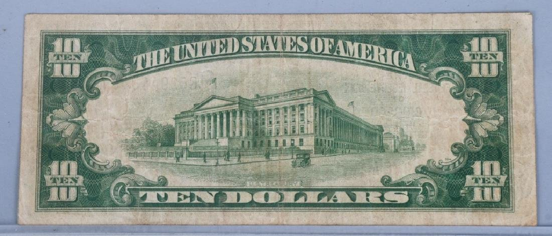 2-SERIES 1929 $10.00 NOTES, CHICAGO & CANTON, O - 5