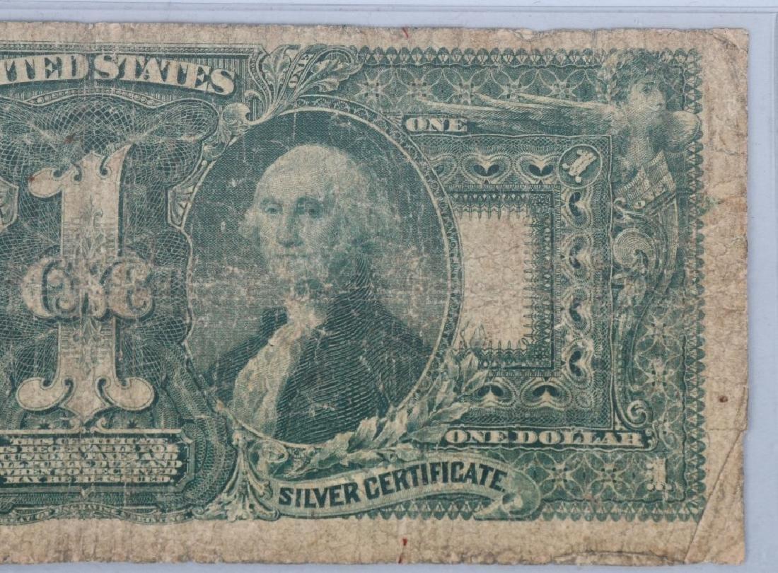 1896 SILVER CERTIFICATE $1.00, - 6