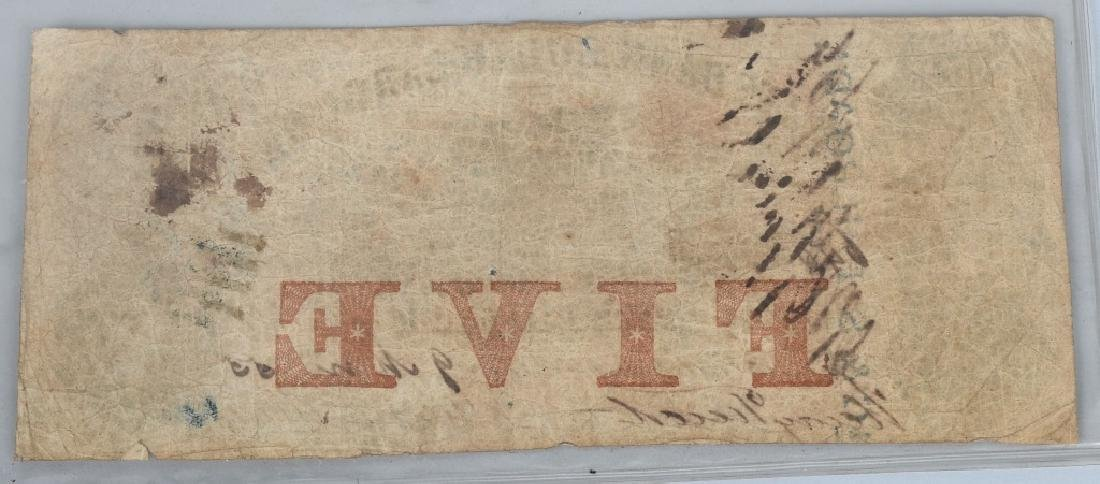 4-19th CENTURY OBSOLETE BANK NOTES - 9