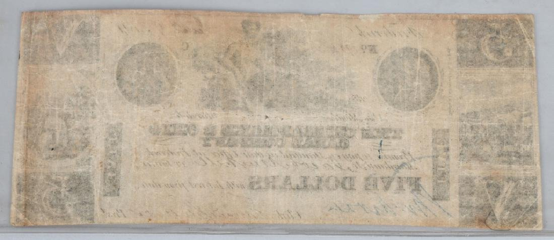 4-19th CENTURY OBSOLETE BANK NOTES - 3