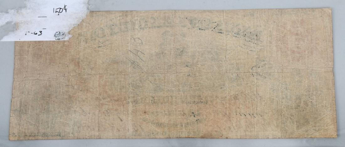 4-19th CENTURY OBSOLETE BANK NOTES - 5