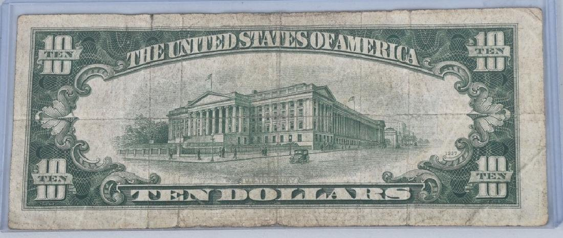 6-SILVER CERTIFICATES, 1923, 1928A, 1934D and 1935 - 5