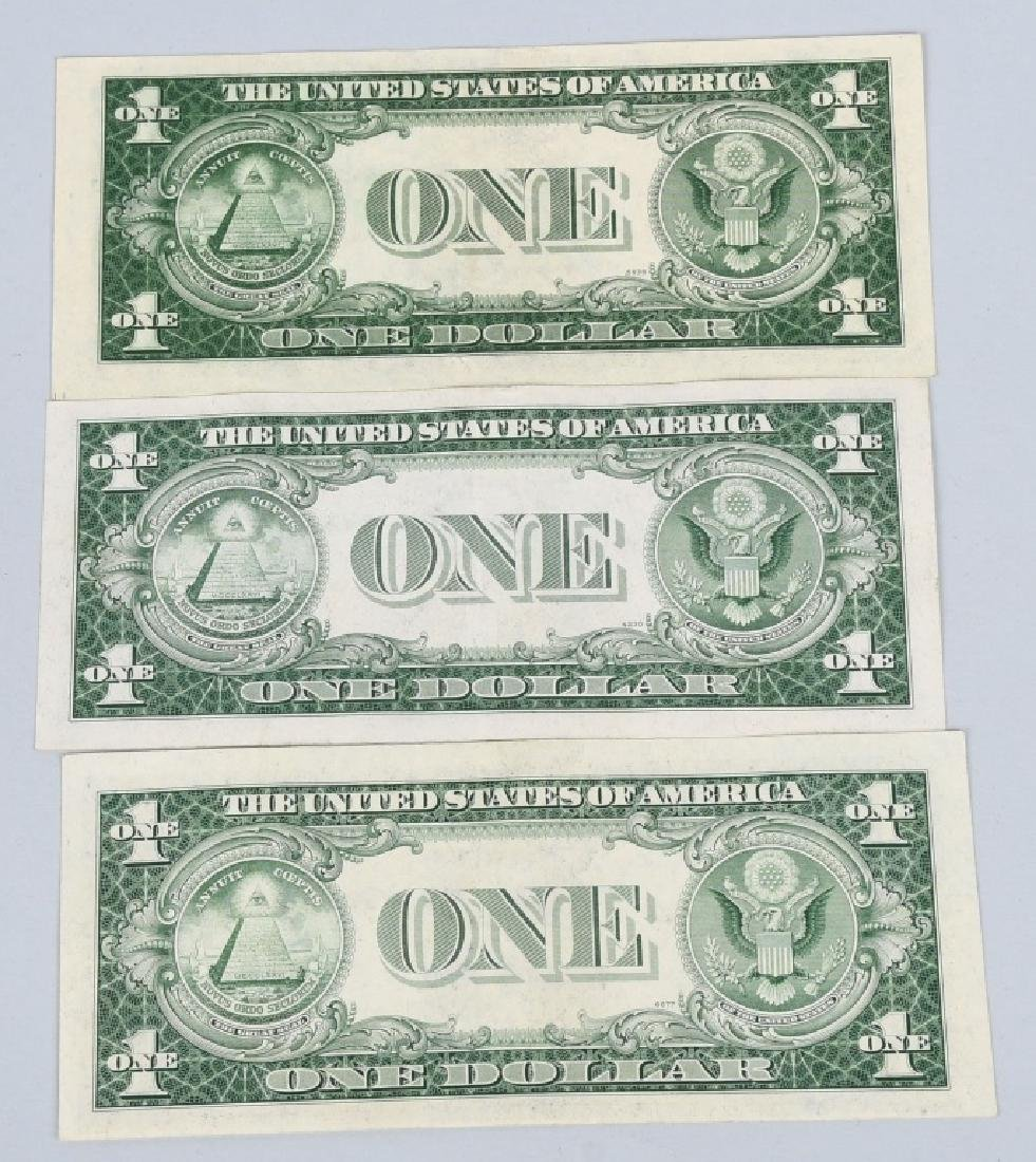 6-SILVER CERTIFICATES, 1923, 1928A, 1934D and 1935 - 9