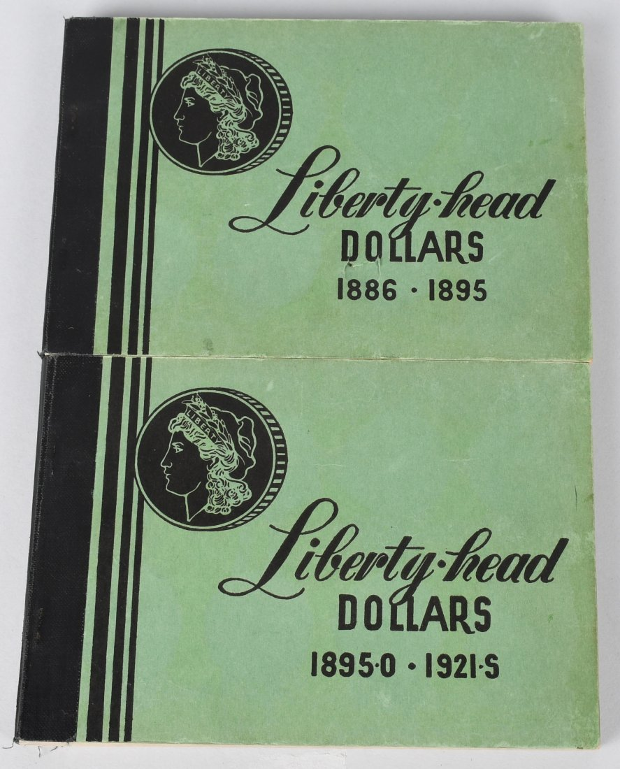 11- ASSORTED COIN ALBUMS - 2