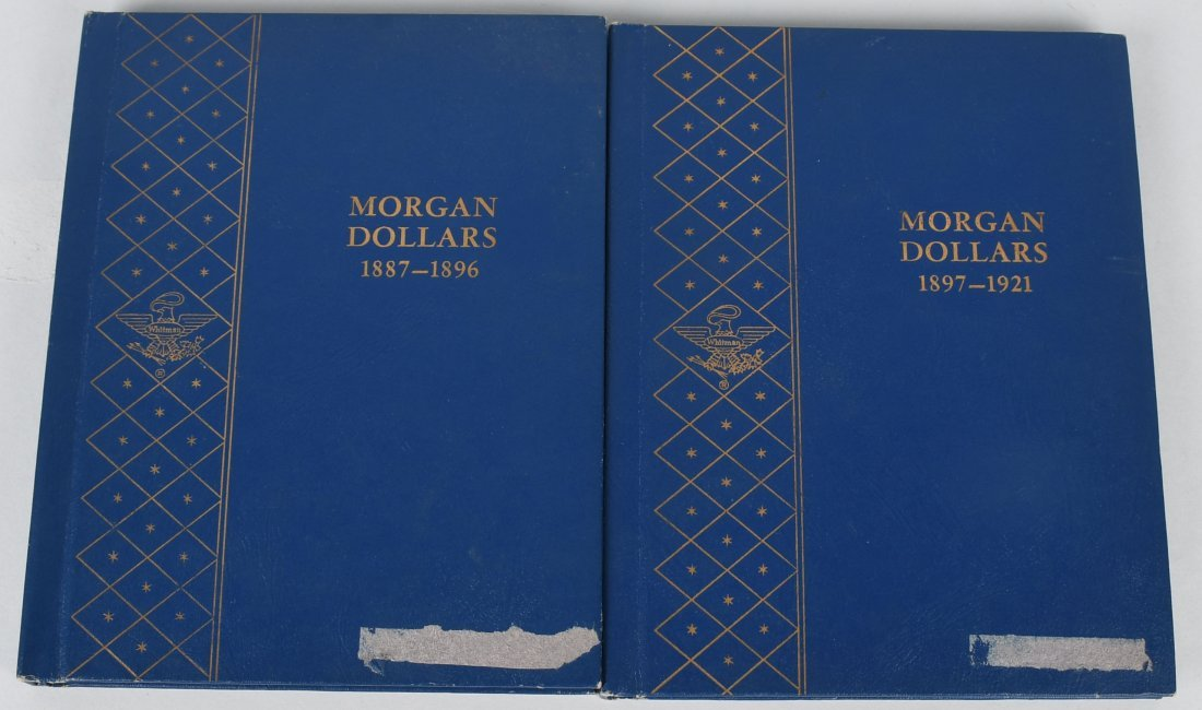 11- ASSORTED COIN ALBUMS - 4