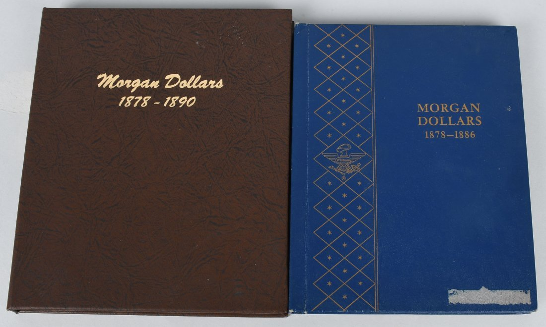 11- ASSORTED COIN ALBUMS - 5