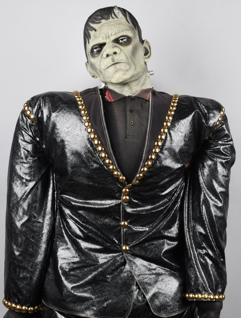 7\' FRANKENSTEIN LIFESIZE MOVIE THEATER DISPLAY - 3