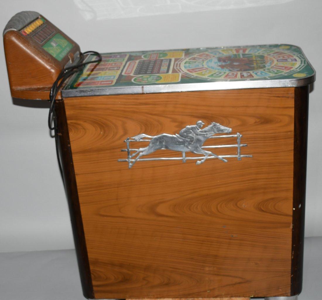 1950 BUCKLEY KENTUCKY DERBY ARCADE SLOT MACHINE - 8