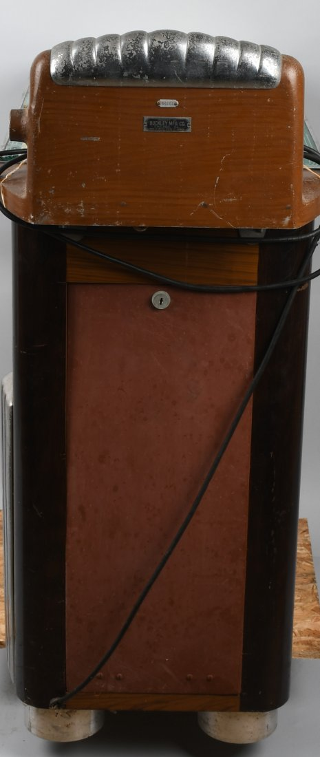1950 BUCKLEY KENTUCKY DERBY ARCADE SLOT MACHINE - 9