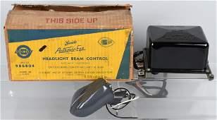 1953-54 GM HEADLIGHT AUTRONIC EYE CONTROL MIB