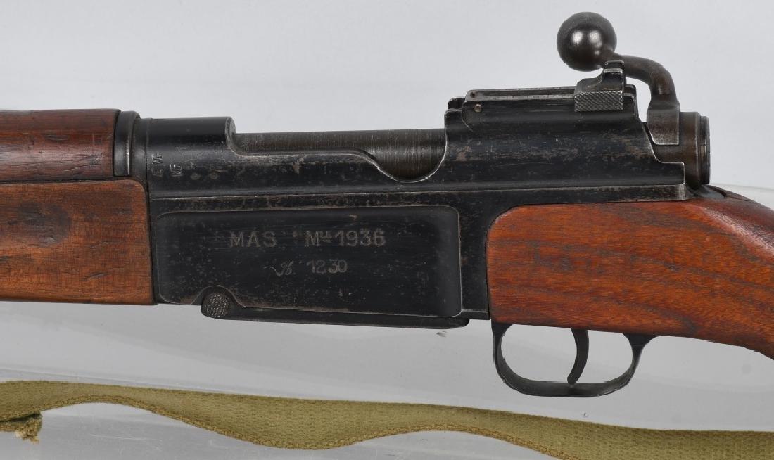 FRENCH MAS 1936 7.5 X 54mm RIFLE - 6