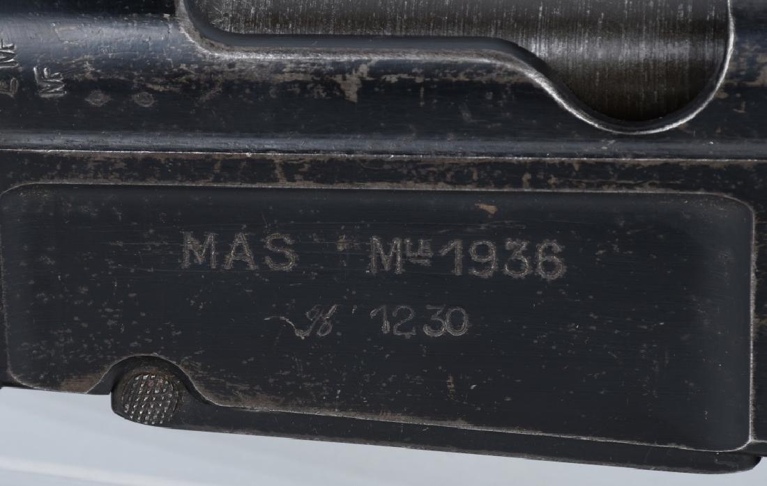 FRENCH MAS 1936 7.5 X 54mm RIFLE - 9