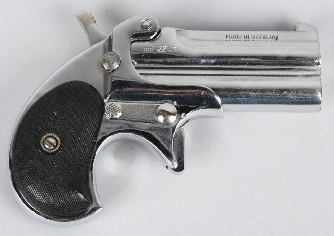 HAWES OVER & UNDER .22 DERRINGER, PISTOL