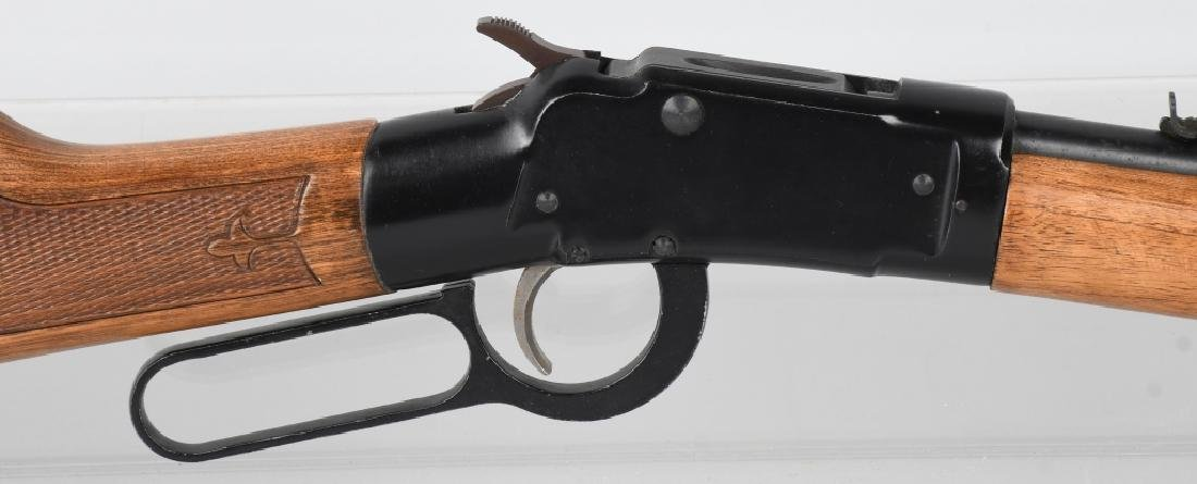 ITHACA MODEL 49, LEVER .22 SINGLE SHOT RIFLE - 2
