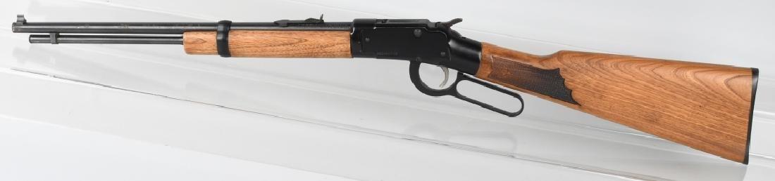 ITHACA MODEL 49, LEVER .22 SINGLE SHOT RIFLE - 5