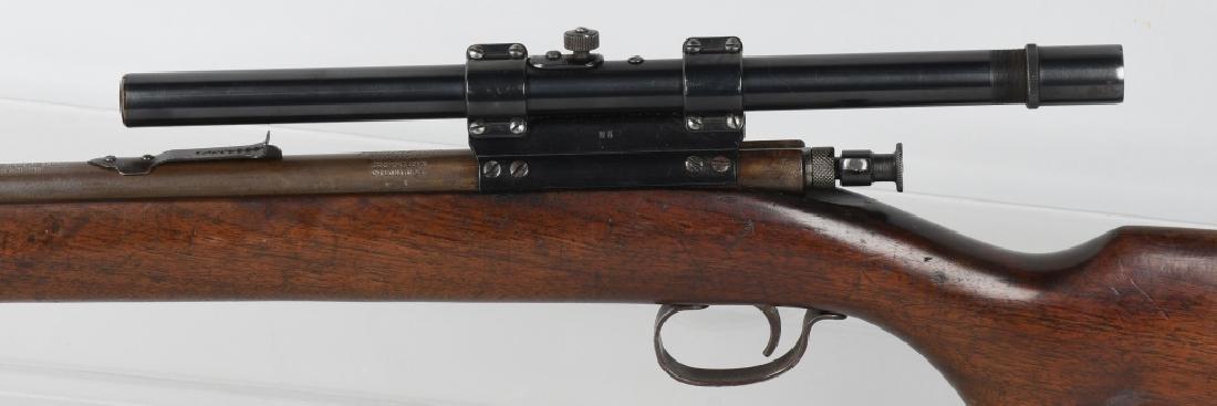 REMINGTON TARGETMASTER MODEL 41, .22 BOLT RIFLE - 6
