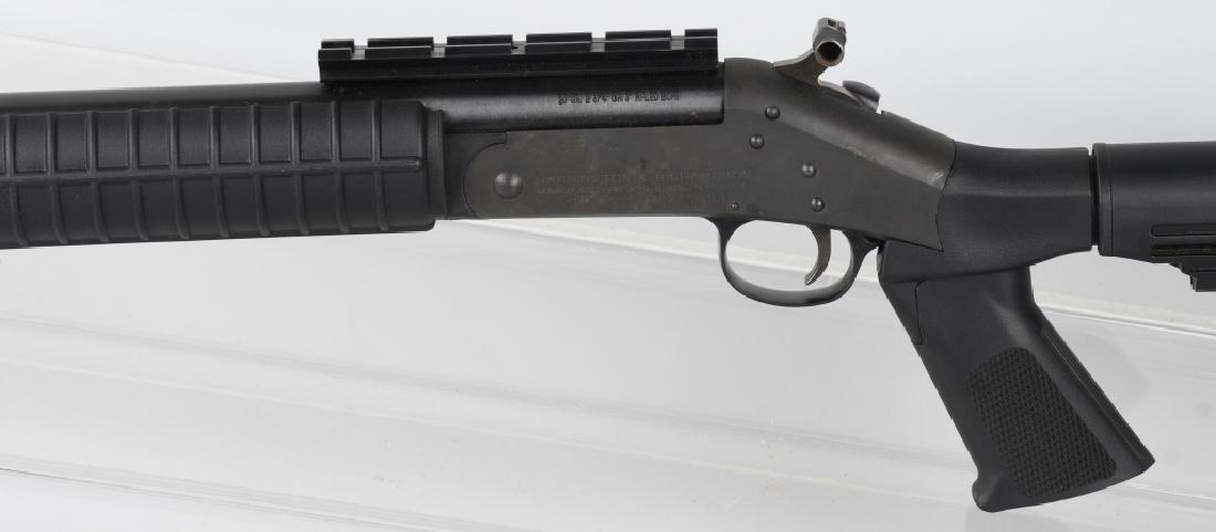 HARRINGTON & RICHARDSON .20 GA SHOTGUN - 6