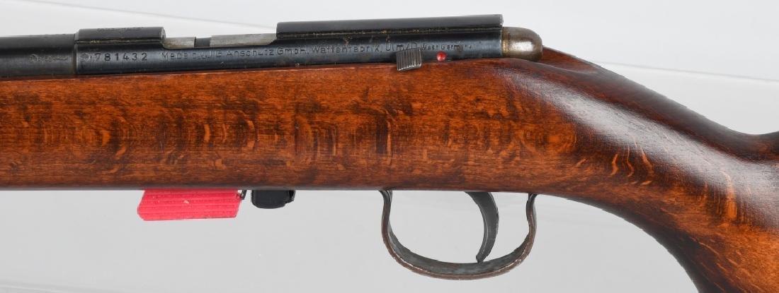 ANSCHUTZ GERMANY MODEL 1400, .22 BOLT RIFLE - 6