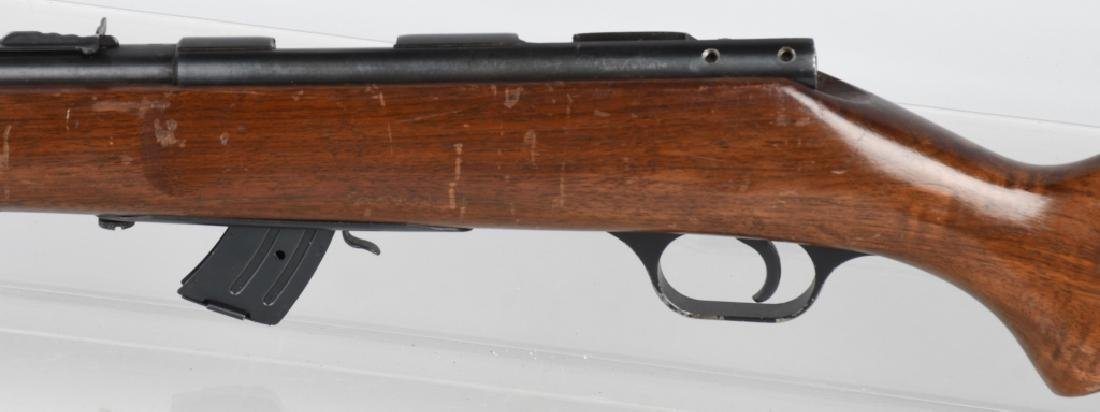 SAVAGE MODEL 4C DELUXE, .22 BOLT RIFLE - 6