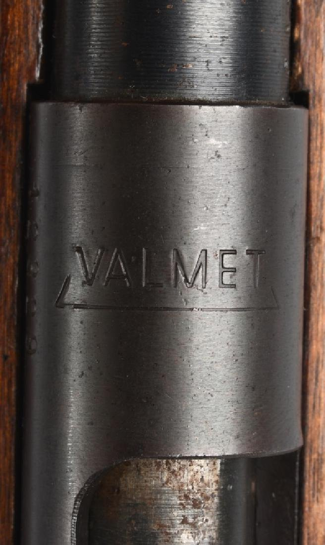 VALMET FINLAND MODEL 49, .22 BOLT ACTION RIFLE - 9