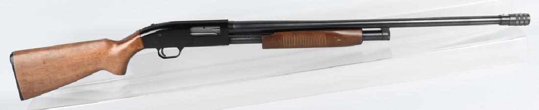 WESTERNFIELD MODEL 550, 12 GA. PUMP SHOTGUN