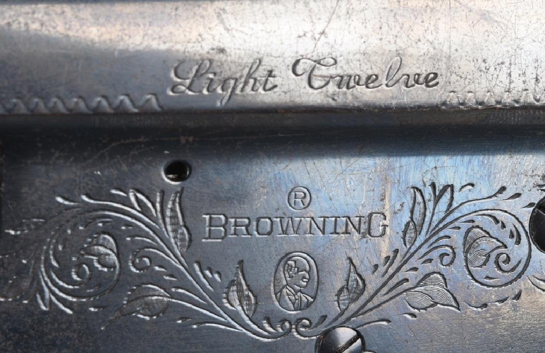 """BROWNING BELGIUM """"LIGHT TWELVE"""" 12 GA SHOTGUN - 10"""