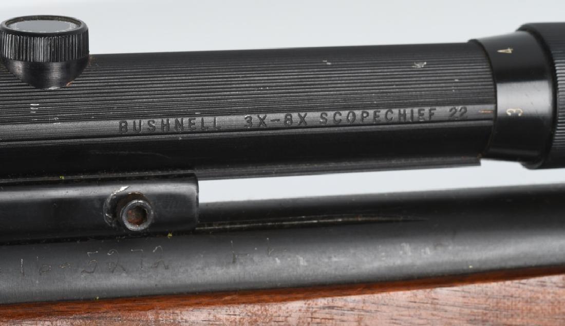 MOSSBERG CHUCKSTER 640KA .22 BOLT RIFLE - 9
