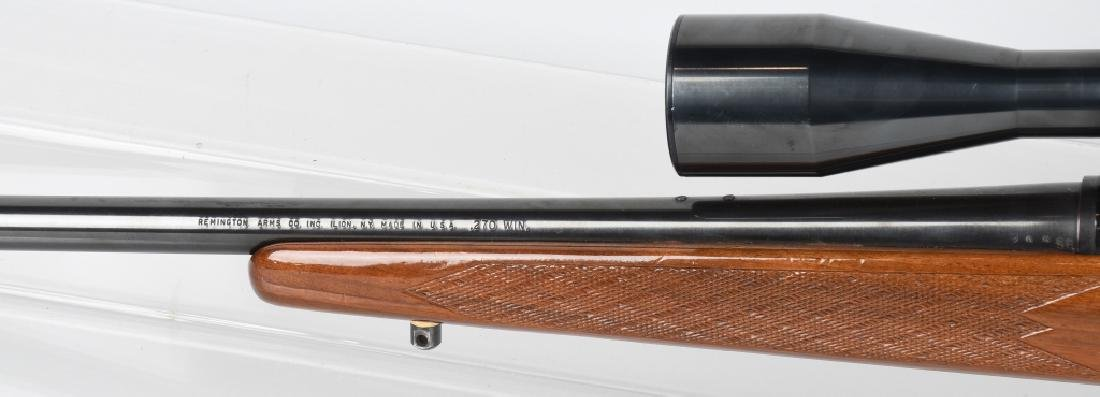 REMINGTON MODEL 700, .270 WIN, BOLT RIFLE - 8