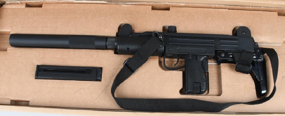 MP UZI ISRAEL .22 SEMI AUTO RIFLE, BOXED - 2