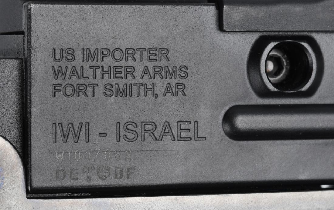MP UZI ISRAEL .22 SEMI AUTO RIFLE, BOXED - 5