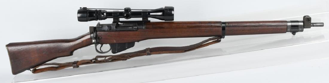 BRITISH LEE-ENFIELD NO. 4 MK1, .303 RIFLE, 1944