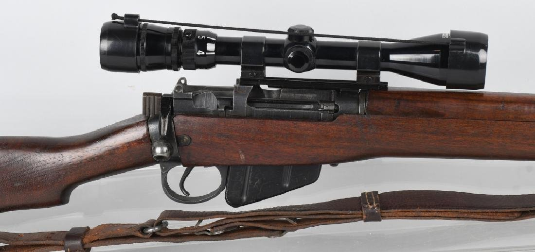 BRITISH LEE-ENFIELD NO. 4 MK1, .303 RIFLE, 1944 - 2