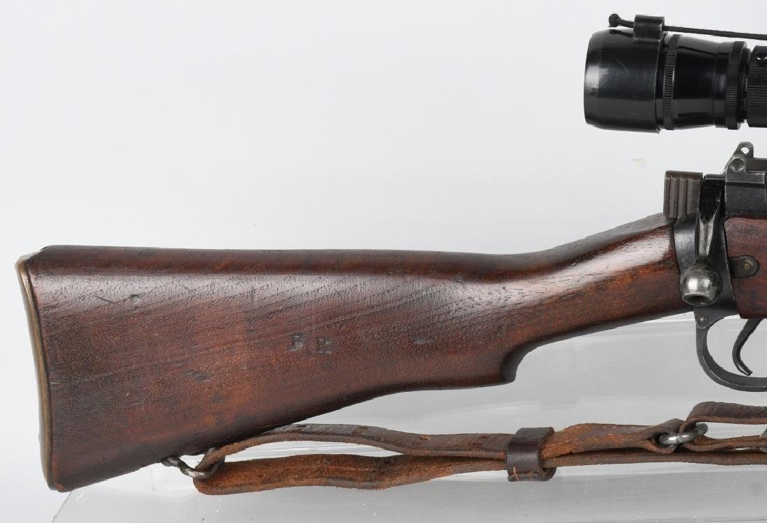 BRITISH LEE-ENFIELD NO. 4 MK1, .303 RIFLE, 1944 - 3