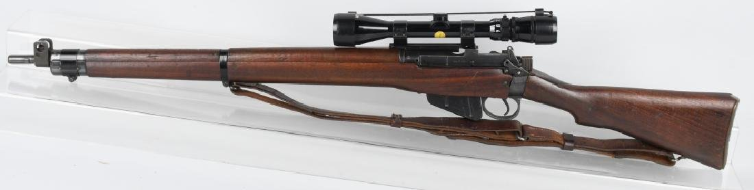 BRITISH LEE-ENFIELD NO. 4 MK1, .303 RIFLE, 1944 - 6