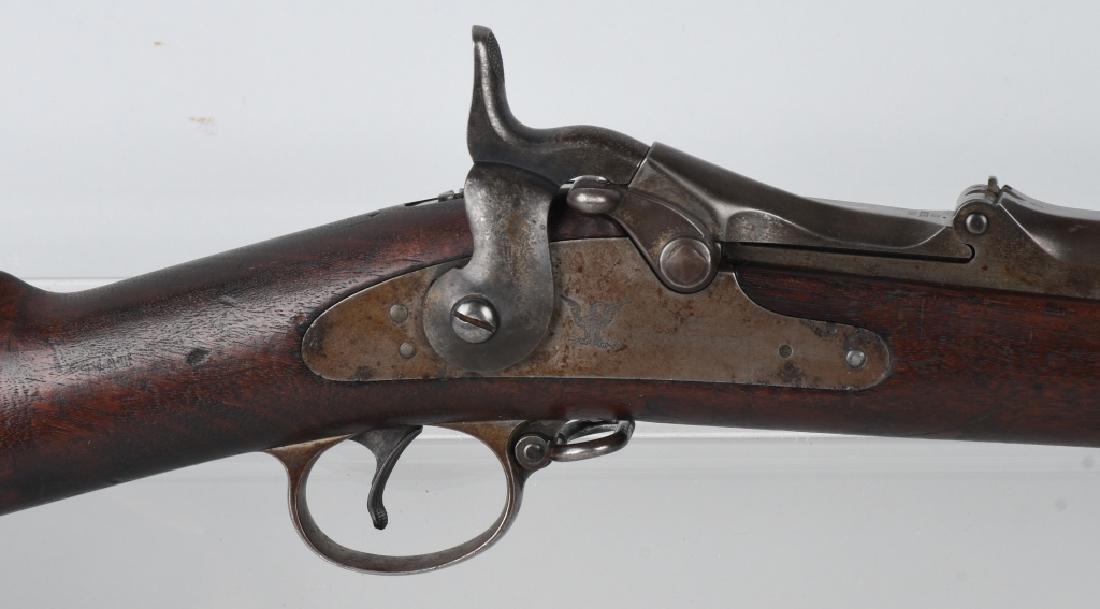 SPRINGFIELD MODEL 1884, .45-70 RIFLE - 2