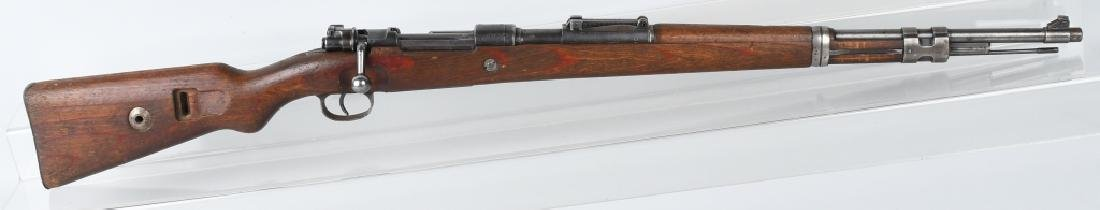 GERMAN MODEL K98 8mm RIFLE, MATCHING NUMBERS