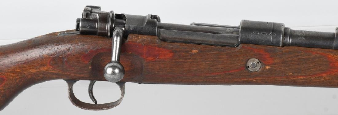 GERMAN MODEL K98 8mm RIFLE, MATCHING NUMBERS - 2