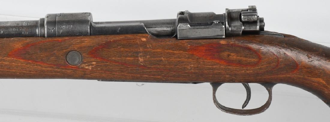 GERMAN MODEL K98 8mm RIFLE, MATCHING NUMBERS - 6